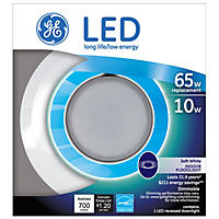 General Electric LED Recessed Downlight Fixture