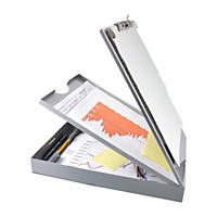 Aluminum Storage Clipboard - Made in USA