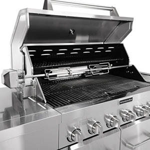 Kitchenaid Grill Rotisserie