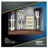 (Free Shipping)Gillette Fusion ProShield + Bonus Holiday Pack (4 ct.)
