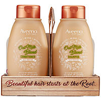 Aveeno Scalp Soothing Oat Milk Blend Shampoo and Conditioner (12 fl. oz., 2pk)