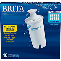 Brita Advanced Water Filters (10 ct.)