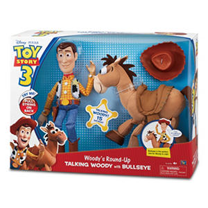 Woody S Round Up Woody With Bullseye Set Samsclub Com