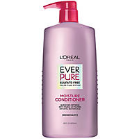 L'Oreal Paris EverPure Sulfate-Free Moisture Conditioner, 28 fl oz.