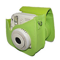 Fuji Mini9 Case Lime