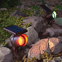 Member's Mark Solar Color Changing Spotlights (2 pk.)
