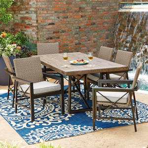 Memberu0027s Mark Katana 7 Piece Dining Set