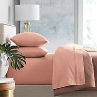 Member's Mark Sheet 450 Thread Count - King - Coral