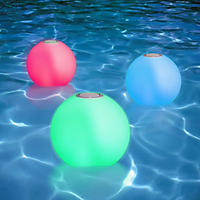 Member's Mark LED Floating Ball Speaker