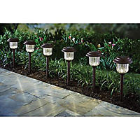 Member's Mark 6Pk Solar LED Lights