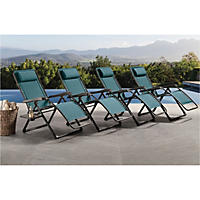 Member's Mark XL Anti-gravity Lounger (Lagoon)