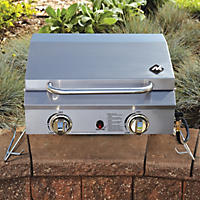 Member's Mark Portable 2 Burner Gas Grill
