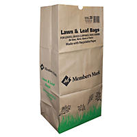 Member's Mark Lawn and Leaf Bag, 30 count