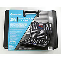Member's Mark 198 Pc. Mechanics Tool Set