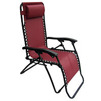 Anti Gravity Lounger With Canopy Red  MM