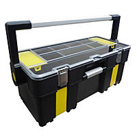 "Member's Mark 24"" Toolbox with Removable Organizer"