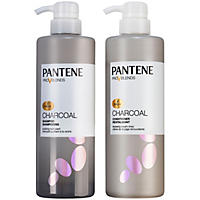 Pantene Pro-V Blends Charcoal Purifying Root Wash Shampoo and Soothing Cream Rinse Conditioner (17.9 fl., oz. 2pk.)