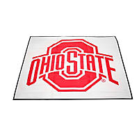 (Free Shipping) Smart Design Outdoor Mat, Ohio State Buckeyes