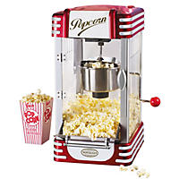 Nostalgia Electric Retro Kettle Popcorn Maker