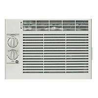 GE 5,200 BTU Window Air Conditioner with Mechanical controls