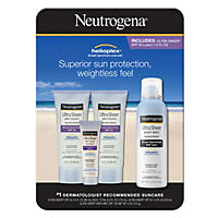 Neutrogena Ultra Sheer Dry-Touch Sunscreen (multi-pack)