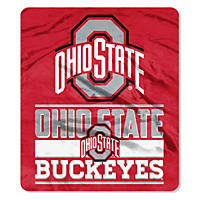 Ohio State Buckeyes Double-Sided Throw