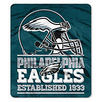 "NFL Double Sided Throw 60"" X 70"", Eagles"