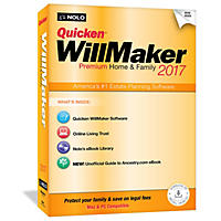 Quicken Willmaker Premium Home & Family 17