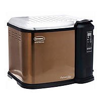 Copper Butterball 22lb XXL Premium Digital Electric Fryer by Masterbuilt(Scratch & Dent)