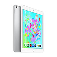 Apple iPad (2018 Model) Wi-Fi 128GB Silver