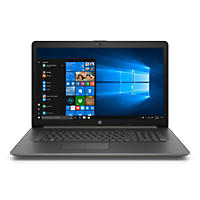 "HP 17.3"" HD+ Notebook, Intel Core i3-8130U Processor, 4GB Memory, 1TB Hard Drive, Optical Drive, HD Webcam, 2 Year Warranty Care Pack, Windows 10 Home, Smoke Gray"