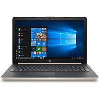 "HP 15.6"" HD Notebook, Intel Core i5-8250U Processor, 24GB Memory:  16GB Intel Optane + 8GB RAM, 1TB Hard Drive, Backlit Keyboard, Optical Drive, HD Webcam, HD Audio, 2 Year Warranty Care Pack, Windows 10 Home, Smoke Gray"