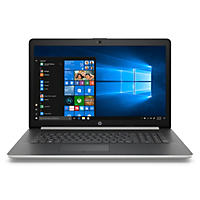 "HP 17.3"" HD+ Notebook, Intel Core i5-8250U Processor, 24GB Memory:  16GB Intel Optane + 8GB RAM, 2TB Hard Drive, Optical Drive, HD Webcam, Backlit Keyboard, 2 Year Warranty Care Pack + Protection, Windows 10 Home, Natural Silver"