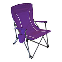 Member's Mark Tailgate Arm Chair, Purple