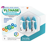 FLONASE Sensimist Allergy Relief Spray (120 sprays per bottle, 3 ct.)