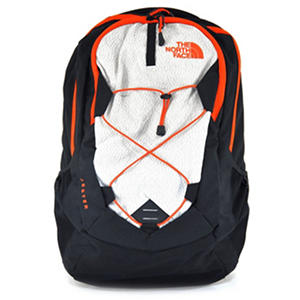 7c74b2b0f9a The North Face Jester Backpack, Black/White/Orange | SamsClub.com ...