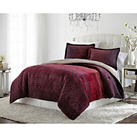 Lenox 3-Piece Queen Comforter Set (Amanda)