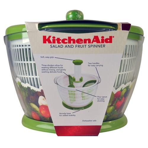 KitchenAid Salad/Fruit Spinner - Green   SamsClub.com Auctions