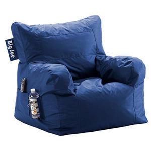 Big Joe Bean Bag Chair Blue Samsclub Com Auctions