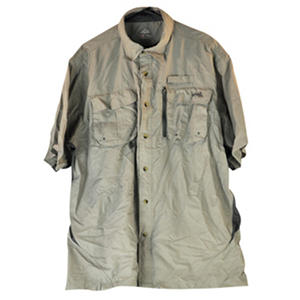Natural Gear Men S Quick Dry Lightweight Vented River Shirt