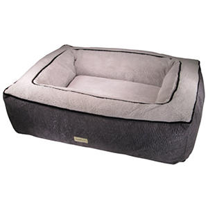 PetFusion Large Dog Bed w/ Solid 4