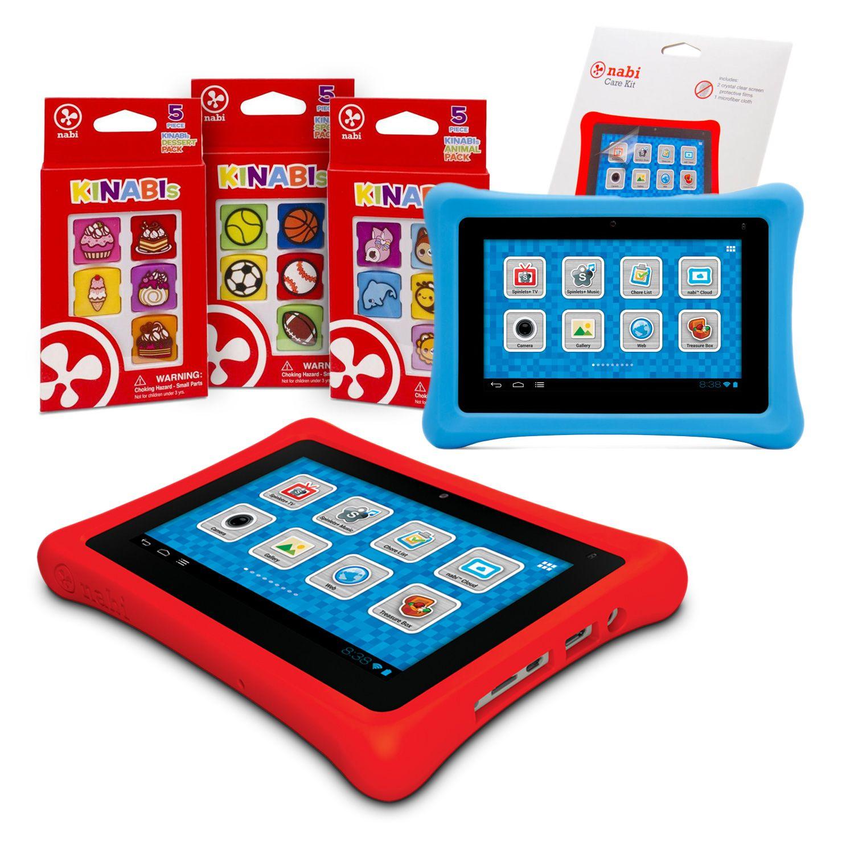 7 Nabi 2 Tablet Starter Bundle Sams Club
