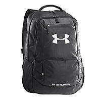 Under Armour Hustle Backpack, Black