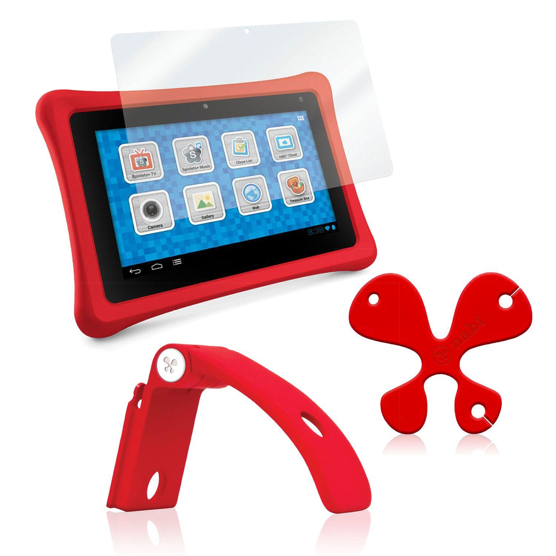7 Nabi 2 Kids Tablet Accessories Bundle Sams Club