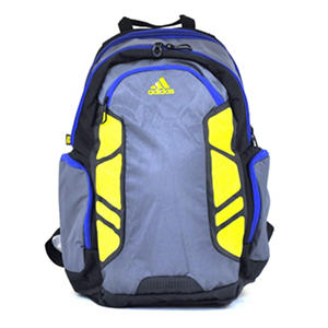 4c87a57684dc adidas Climacool Speed Backpack (Grey Lime Black)