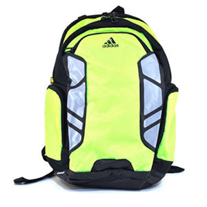 27ef6be5e4bc adidas Climacool Speed Backpack (Lime Grey Black)