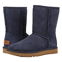 UGG Women's Classic Short - Navy - Size 7