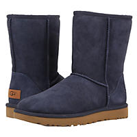 UGG Women's Classic Short - Navy - Size 10
