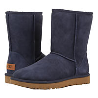 UGG Women's Classic Short - Navy - Size 9