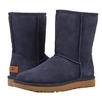 UGG Women's Classic Short - Navy - Size 6